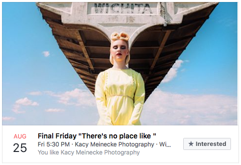 "Final Friday ""There's no place like """